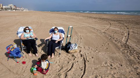 ¿Cómo evitar los contagios de covid-19 en la playa?: los consejos de Sanidad
