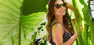 Post de Paula Echevarría, verano sin maquillaje pero ultrabronceada