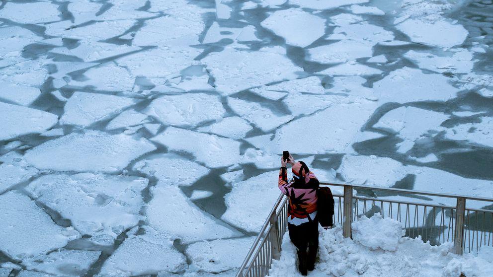 Frío polar: temperaturas de hasta - 40ºC  en EEUU y nevada histórica en Toronto