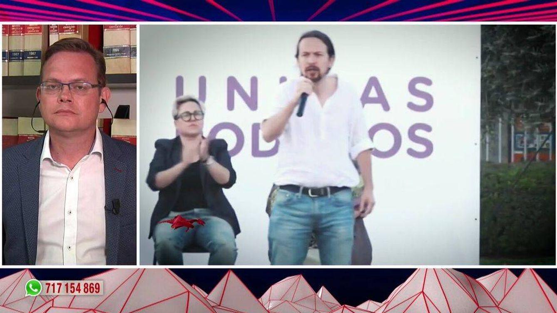 Dimite el líder de Podemos en Denia que le dijo a Iglesias que se callara la puta boca