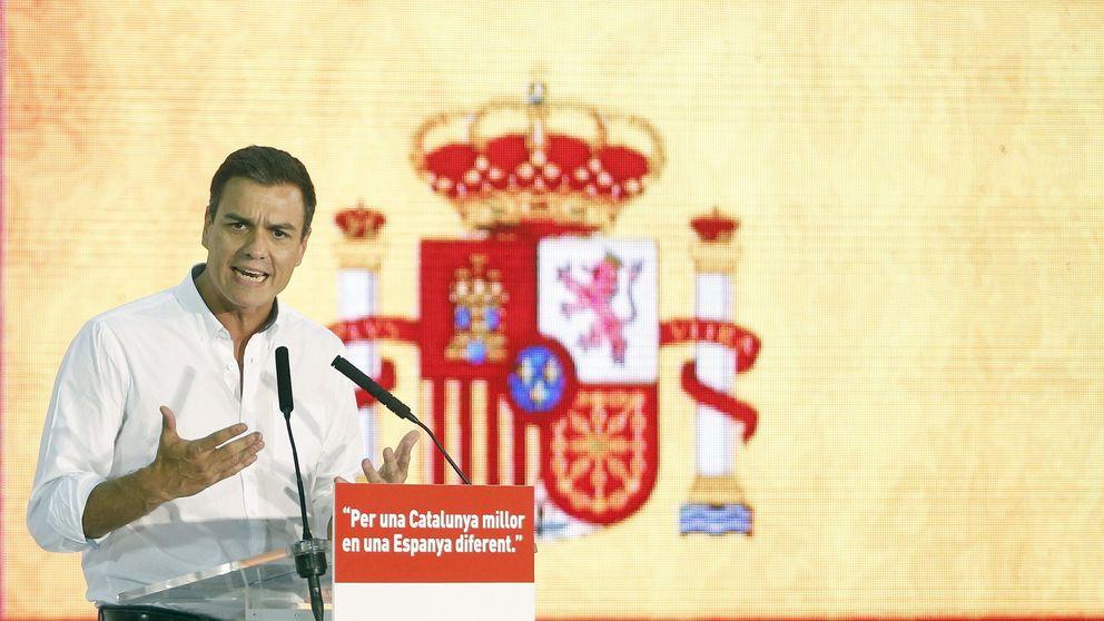 Pedro Sánchez se arropa en la vieja guardia para el asalto a la Moncloa