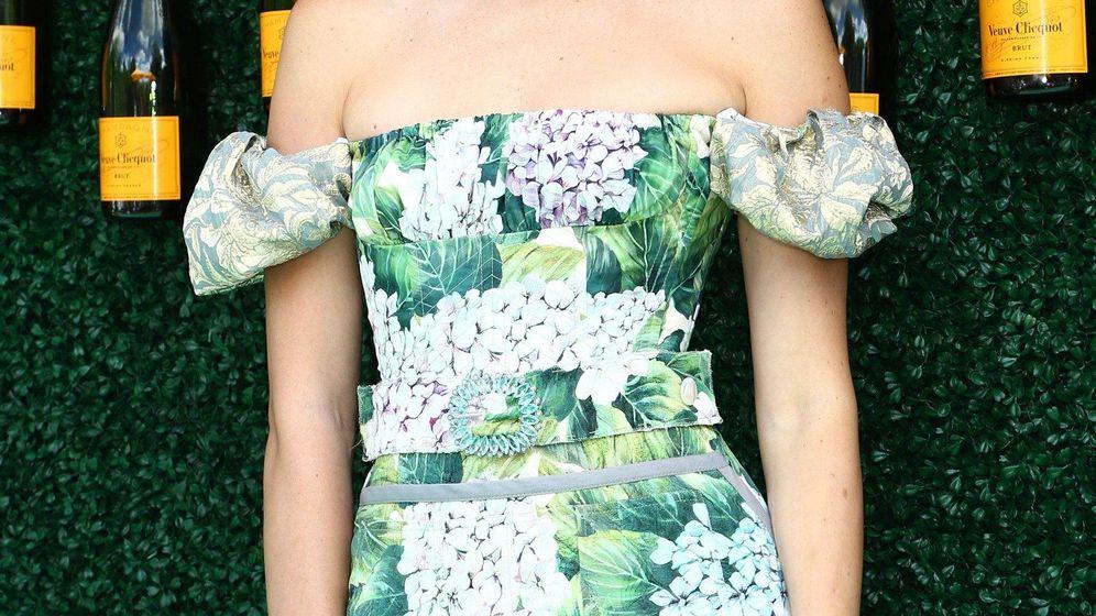 Foto: Kendall Jenner, vestida de Dolce & Gabbana. (Cordon Press)