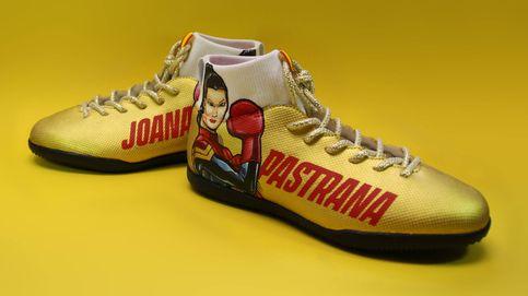 Qué tiene que ver la Capitana Marvel con Joana Pastrana para frenar 'La Bronca'
