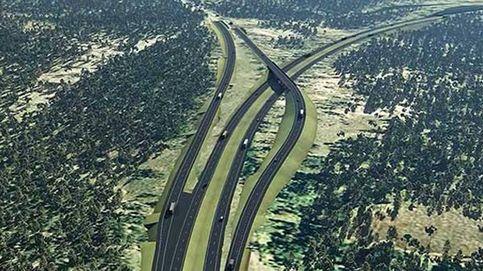 Australia obliga a Cintra a frenar la obra de su autopista estrella por fallos de seguridad