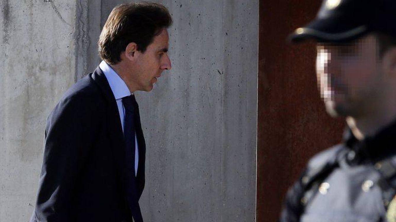 Detienen a López Madrid, CEO del Grupo Villar Mir, por presunto pago de comisiones