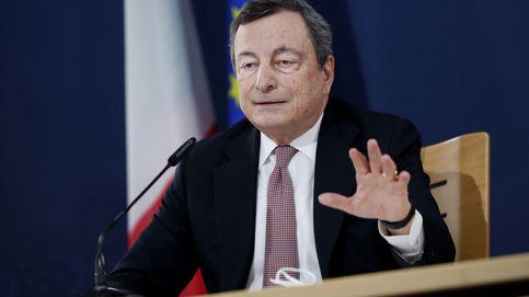 Cómo 'Super Mario' Draghi (y no Sánchez) se ha colado entre los pesos pesados de la UE