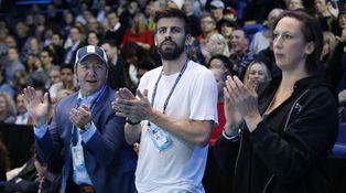 Piqué, un 'independentista' que promociona la marca España por el mundo