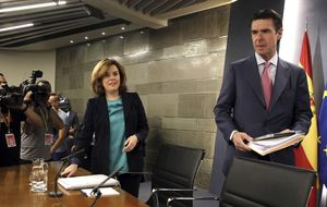 Soria ultima con Boston Consulting Group la nueva Agenda Industrial