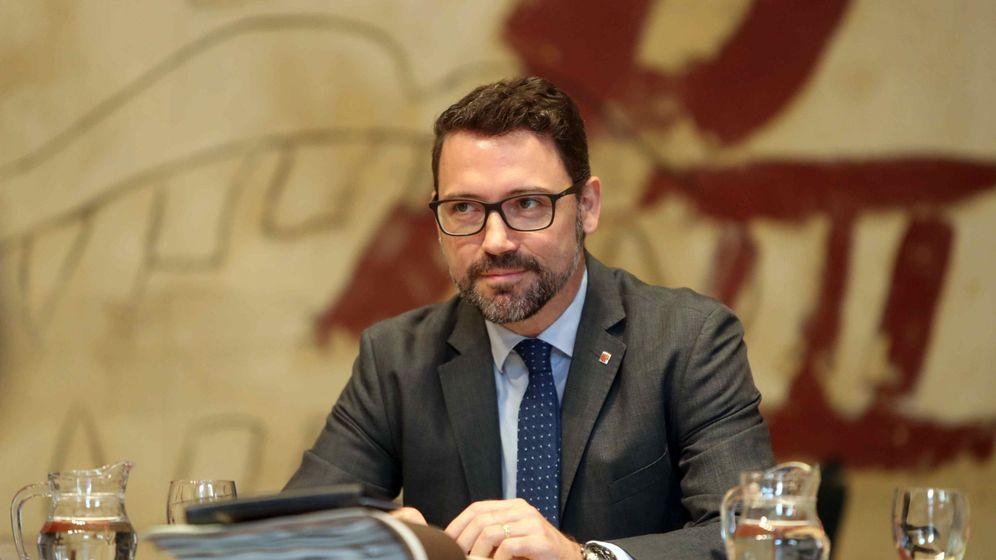 Foto: El secretario del Govern, Víctor Cullell. (EFE)