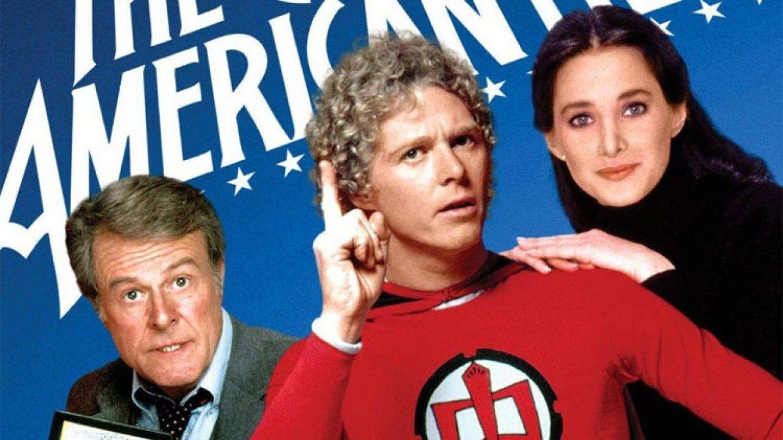 Imagen promocional de 'El gran héroe americano'.
