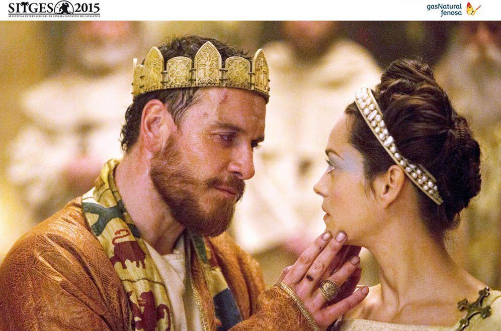 Foto: Michael Fassbender protagoniza la nueva versión de Macbeth