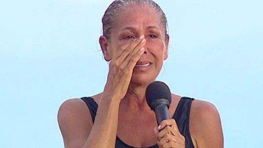 Foto: Isabel Pantoja continúa nominada en 'Supervivientes'. (Telecinco)