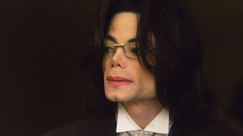 Foto: Michael Jackson en una imagen de 2005. (Getty)