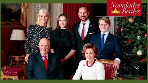 Navidad de la familia real de Noruega: por separado y marcada por la salud de Harald