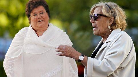 El día que Manuela Carmena casó a Cristina Almeida