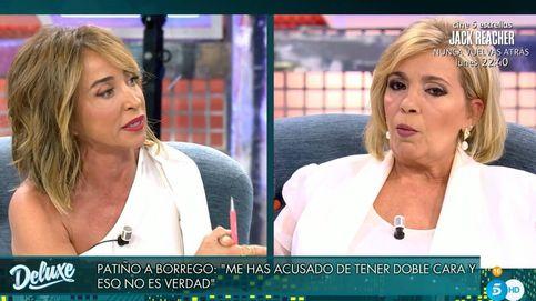 Patiño aniquila a Carmen Borrego con una frase en su regreso a 'Sábado Deluxe'