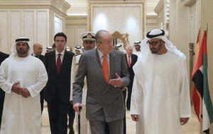 El Gobierno recupera al Rey como 'agente comercial' en el Golfo