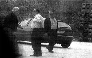 Foto: La Policía investigó durante dos años al dirigente del PNV Gorka Aguirre por mediar con ETA