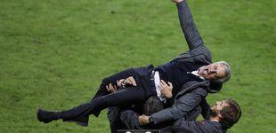 Post de Para Mourinho, del fracaso al éxito hay una Europa League, 3º título en el United