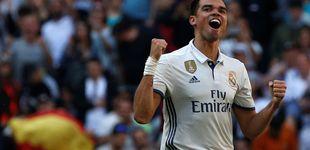 Post de Dos costillas rotas y sin renovar: ¿Pepe jugó su último partido con el Madrid?