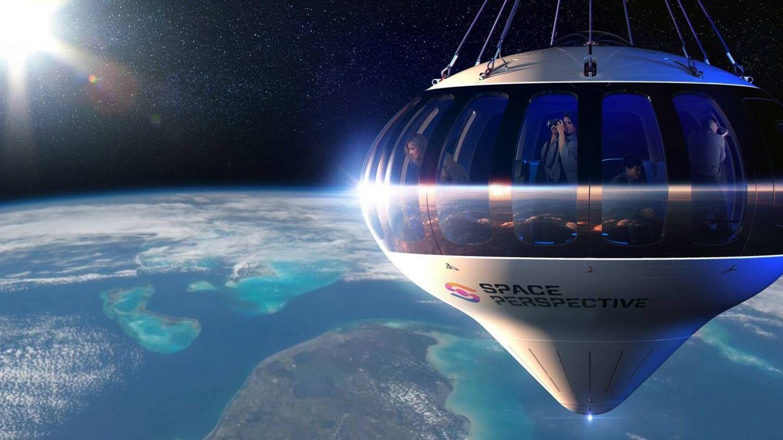 La nave dispone de todos los lujos. (Space Perspective)