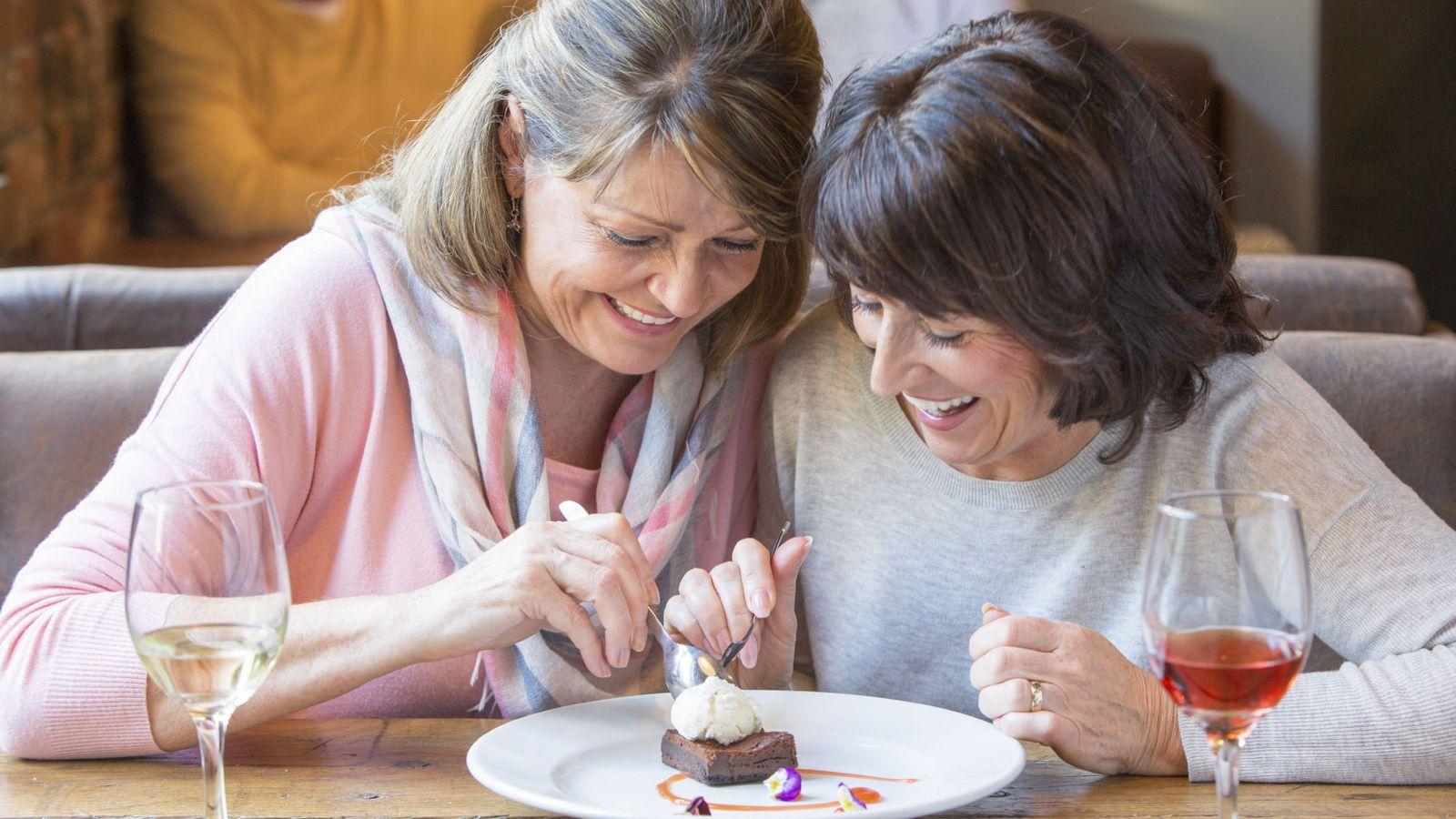 Foto: Hay que vivir el presente porque mañana masticarán más bien poco. (iStock)