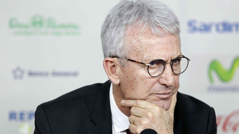 """Benito Floro: """"¿La bronca de Lleida? Me sobró la explicación que me dio Robinson"""""""