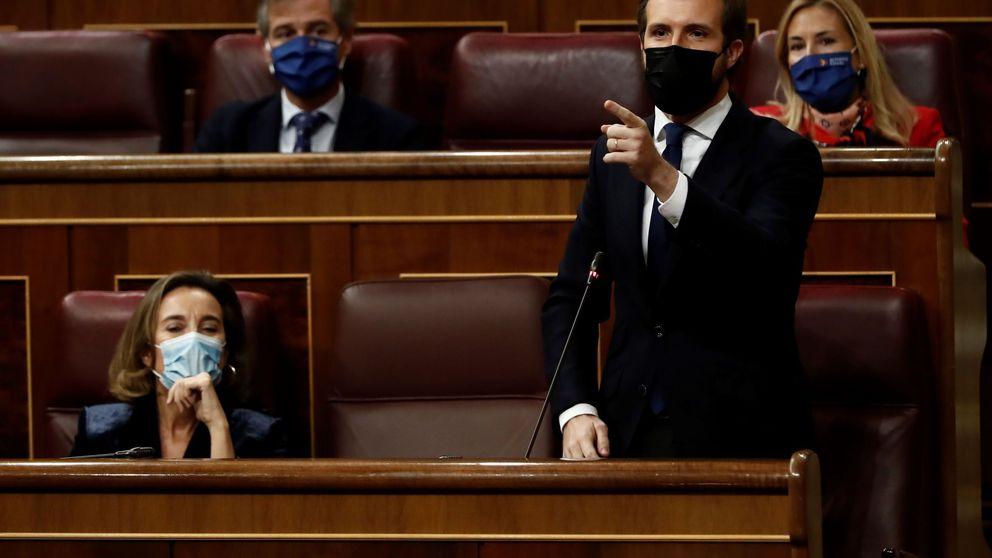 El PP insiste: que Sánchez retire la reforma del CGPJ y Podemos quede fuera