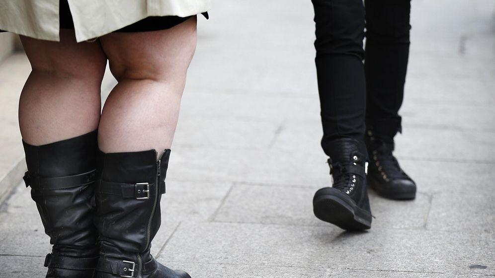 Foto: Uno de cada cinco británicos, más de 13 millones de personas, son obesos (Reuters/Jacky Naegelen)