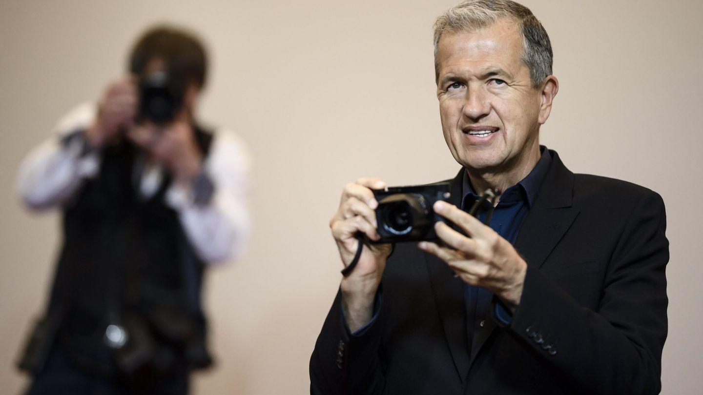 El fotógrafo Mario Testino. (EFE)
