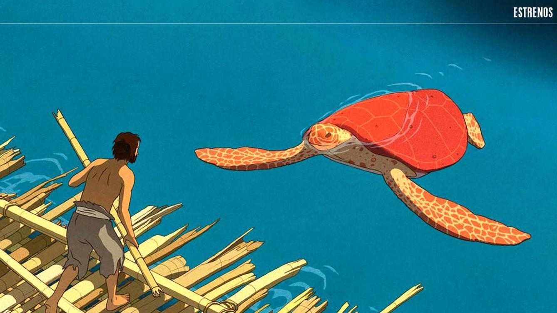 'La tortuga roja', una de las experiencias más hechizantes que pueden vivirse en un cine