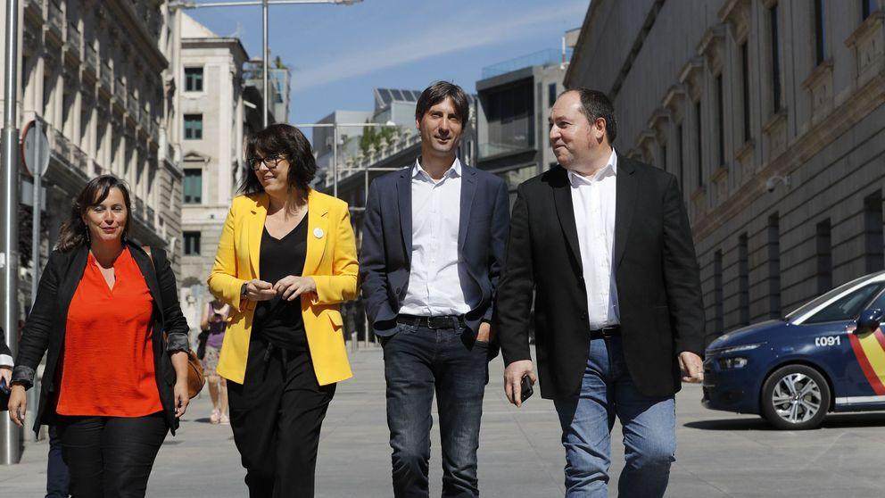 La Junta Electoral acepta dividida la jura independentista  de la Constitución de ERC