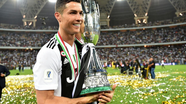 El valor de Cristiano Ronaldo ha aumentado en 22,2 millones desde su fichaje por la Juventus. (EFE)