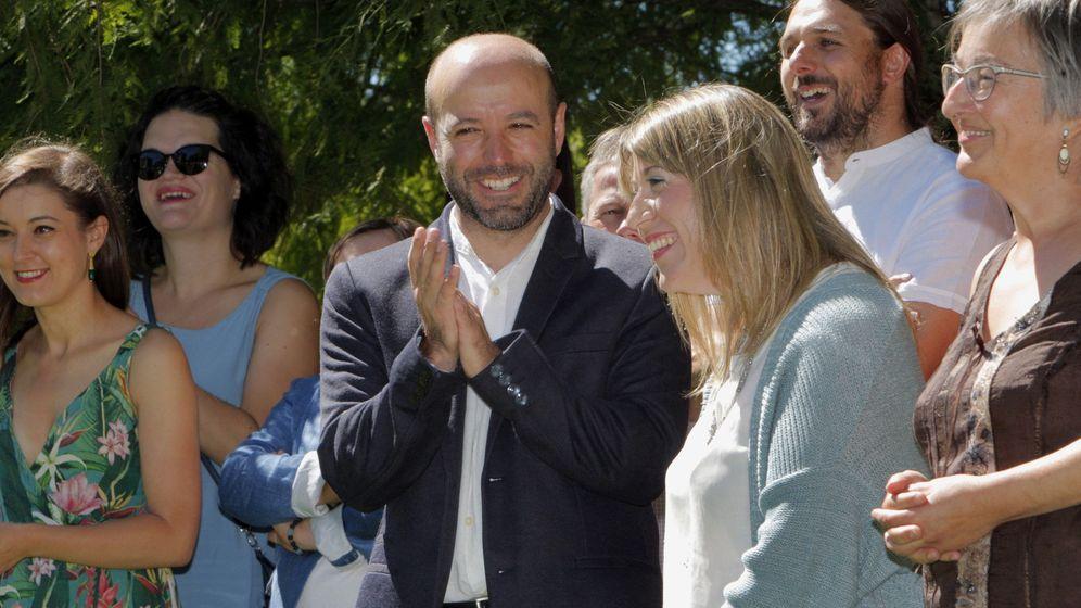 Foto: El candidato de En Marea a la Xunta, Luis Villares. (EFE)
