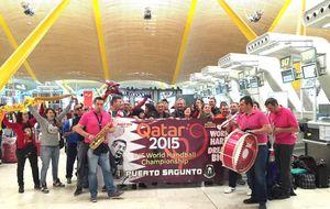 Qatar y sus 'primos' los de Cuenca: 'ficha' a 30 españoles para animar