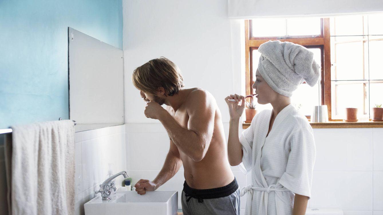 Foto: En los baños te aseas... pero están cargados de microorganismos peligrosos. (iStock)