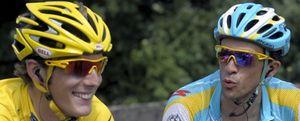 Alberto Contador araña diez segundos a Andy Schleck