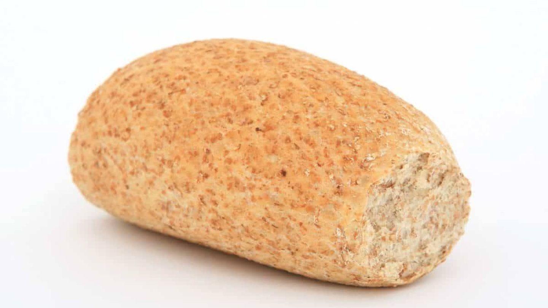Un pan blanco tendrá mucha menos fibra.