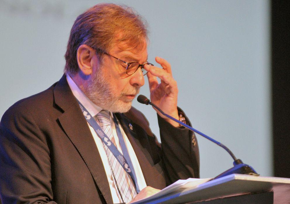 Foto: El presidente del Grupo Prisa, Juan Luis Cebrián (EFE)
