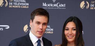 Post de El vestido de la novia de Louis Ducruet que desata las especulaciones