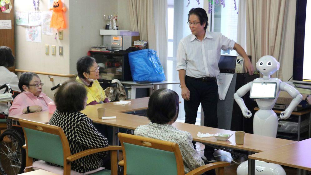Foto: Japón ya ha puesto en marcha proyectos como este. Foto: EFE Antonio Hermosín