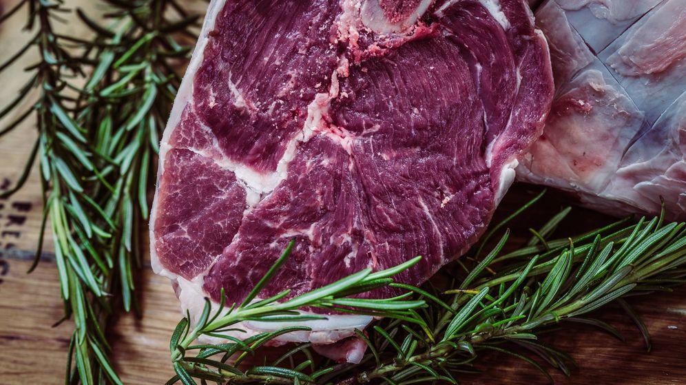 Foto: Una pieza de carne. (Unsplash)