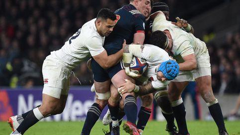 Inglaterra aguanta a Francia y Escocia sorprende a Irlanda en el Seis Naciones