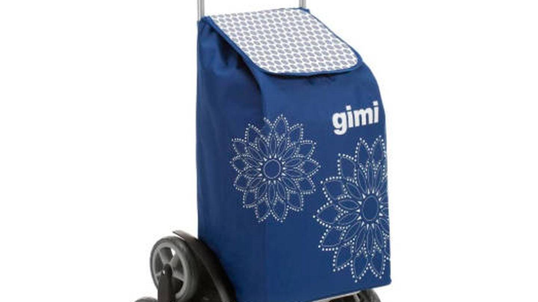 Carrito de la compra con 6 ruedas Gimi