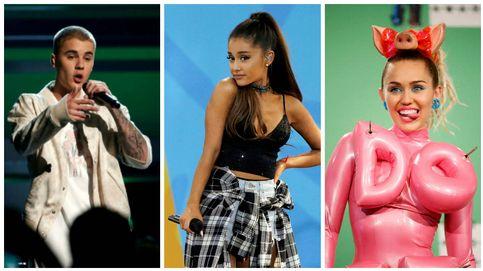 Un concierto en Mánchester reúne a Ariana Grande, Bieber, Cyrus y otros