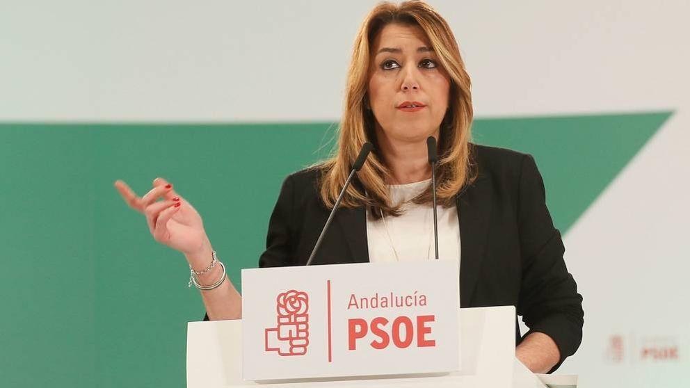 Susana Díaz ganaría y PP, Cs y Adelante Andalucía pelean por ser segunda fuerza