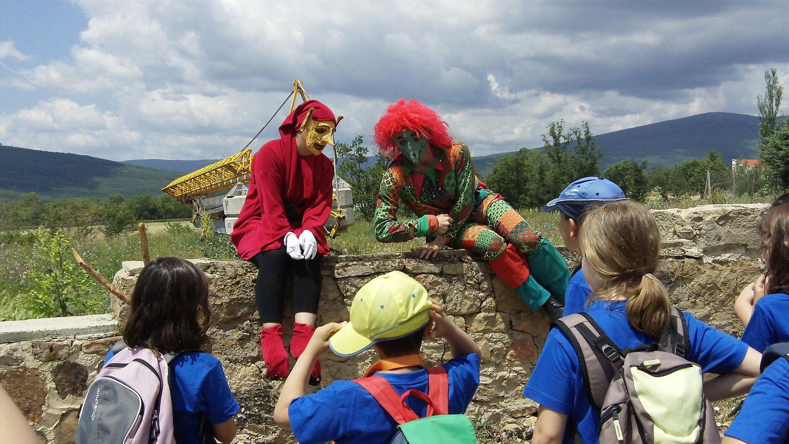 Foto: Imagen de una de las ediciones anteriores del campamento de verano.