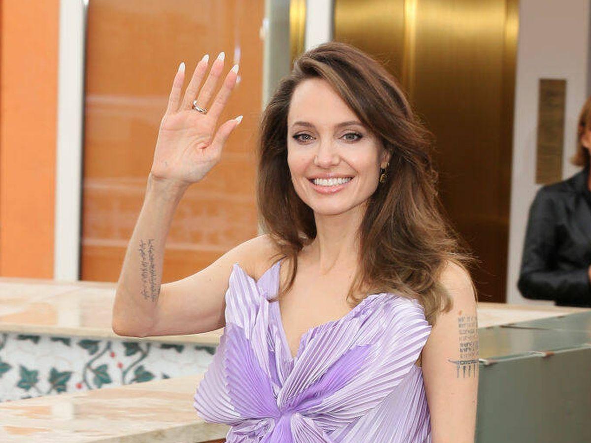 Foto: Angelina Jolie, en una imagen de archivo. (Getty)