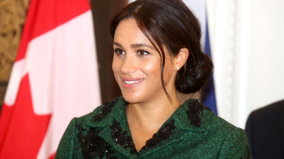 Foto: La duquesa de Sussex en una aparición reciente. (Reuters)