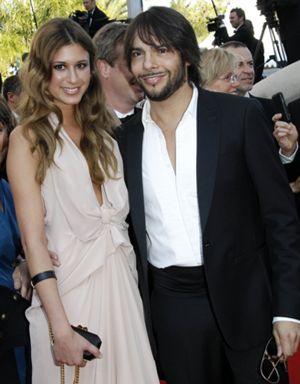 Joaquín Cortés sorprende a su chica con una comida romántica para dos en un restaurante italiano